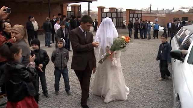 череда кража невест у ингушей Начинается новый