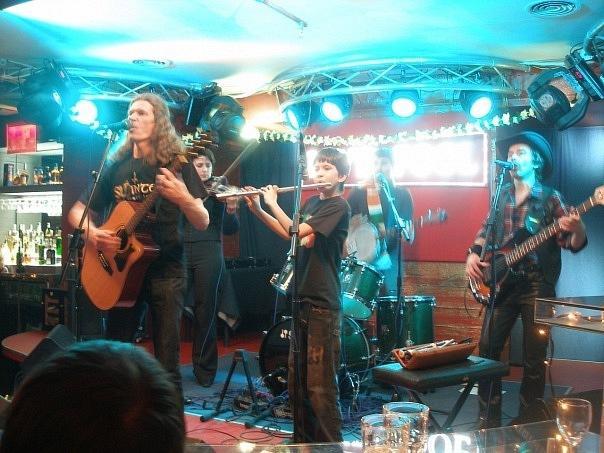 ирландская джига концерт