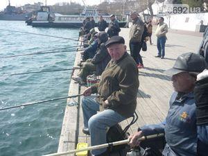 рыбалка в севастополе сегодня