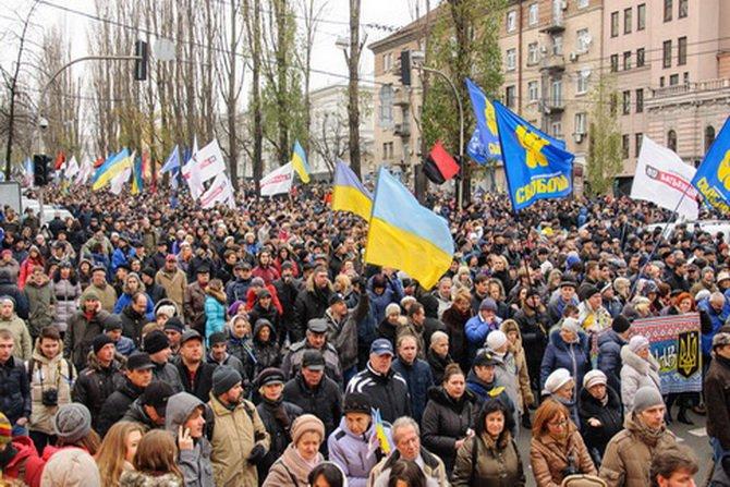 Украинские эксперты: Украину ждут потрясения и, возможно, новый майдан