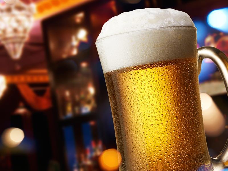 разливное пиво крупным оптом