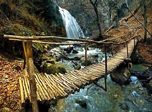 Достопримечательности Крыма: самые известные водопады