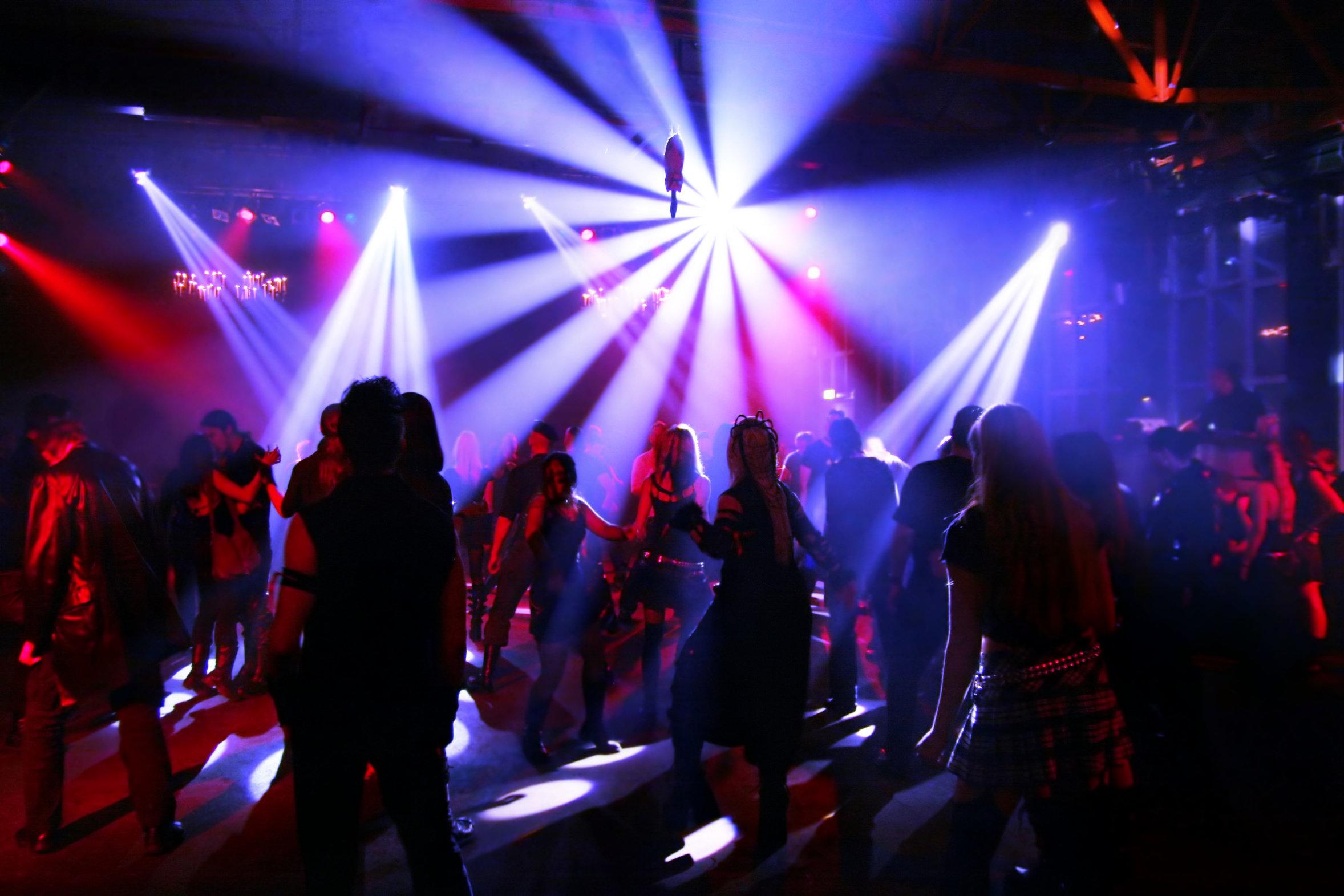 Секс в клубах и на дискотеках 3 фотография