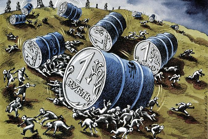 Путин: в бедности россиян виноваты цены на нефть. Не растут, проклятые!