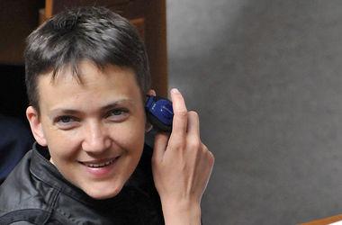 Надежда Савченко. Фото: ZN.ua