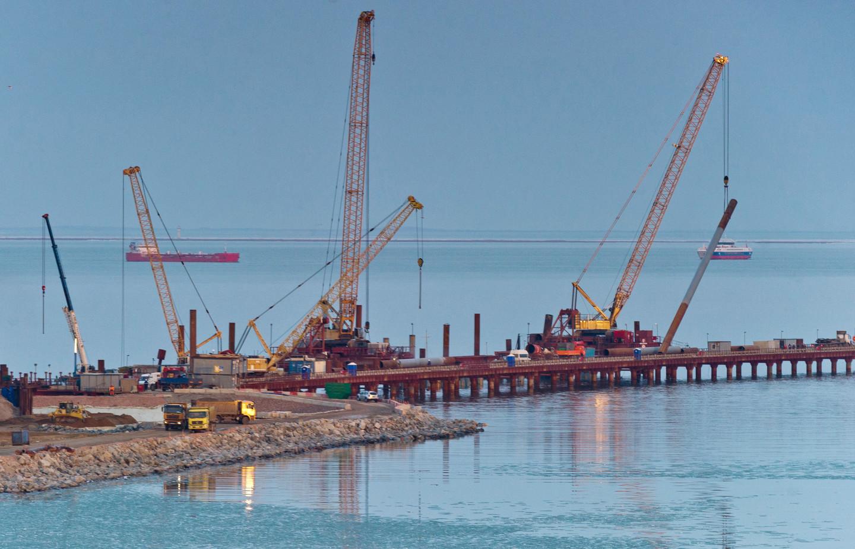 Стоимость автоподхода к Керченскому мосту превысит семь миллиардов рублей