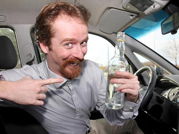 Будь в курсе: на выходных ГИБДД будет «охотиться» на пьяных водителей