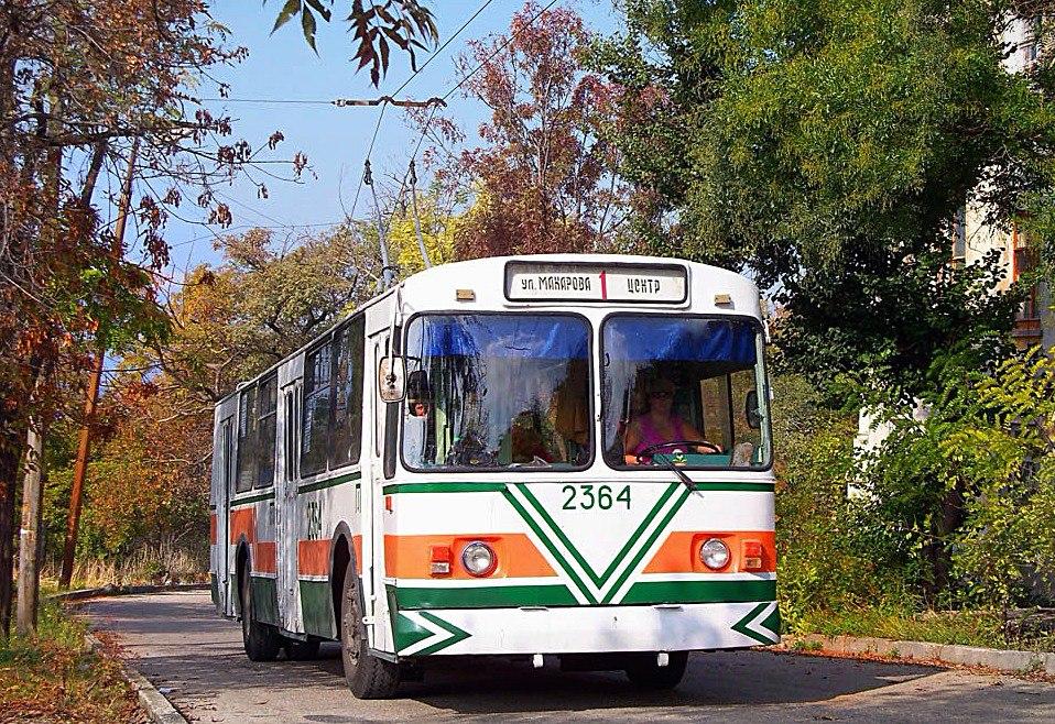 Как будут работать севастопольские троллейбусы 1 мая