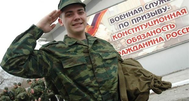 Начался весенний призыв. Служить идут 2 400 крымчан