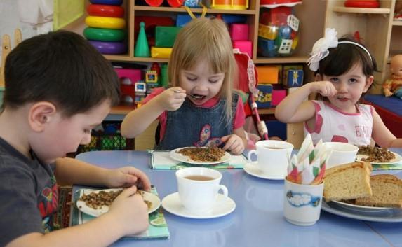 В детском саду в Орджоникидзе провалился пол