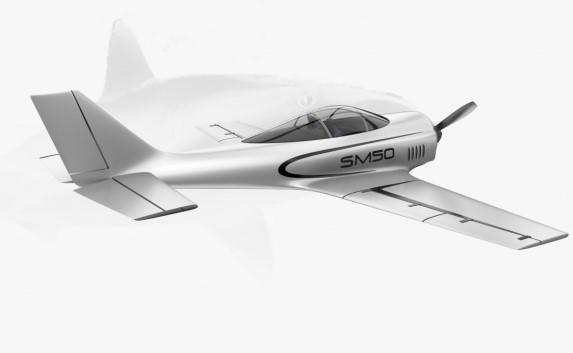 В Евпатории хотят производить двухместные спортивные самолёты