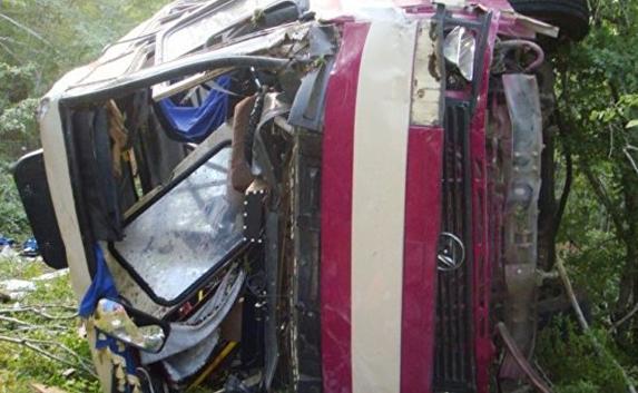 Водитель разбившегося у Щебетовки автобуса сядет почти на три года