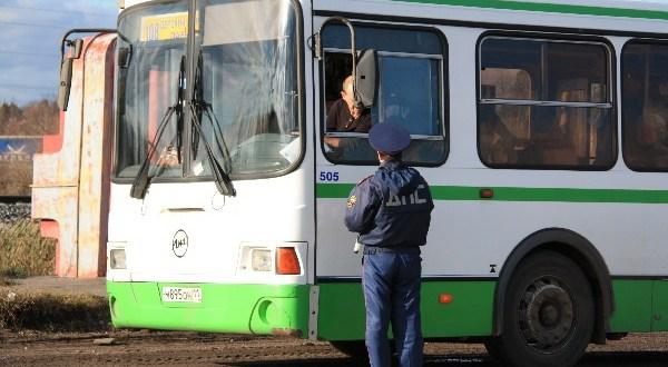С понедельника на дорогах Крыма – операция «Автобус»