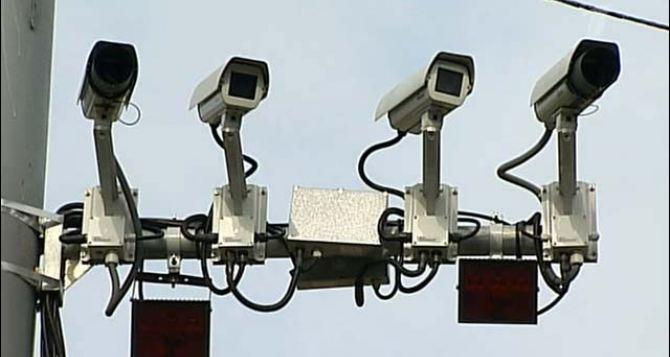 Систему видеофиксации нарушений ПДД запустили