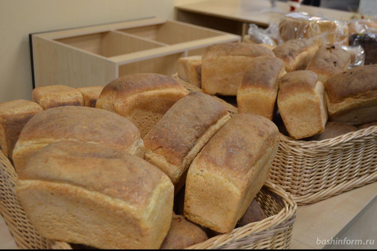 Жители России стали есть меньше хлеба