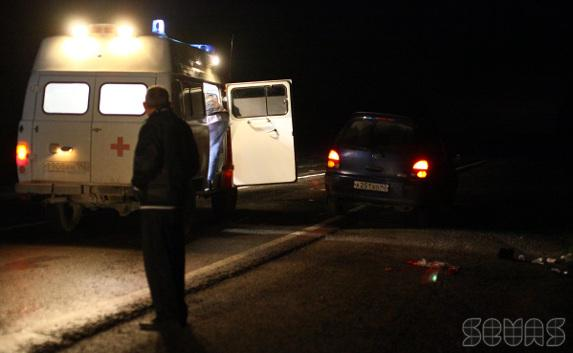Жуткое ДТП под Белогорском: «лобовое», есть погибшие, рыдали дети (видео)