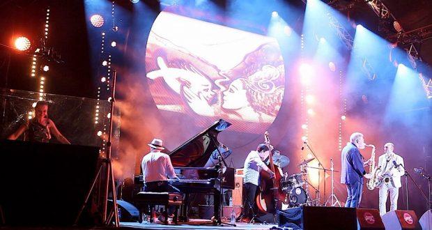 Ксения Симонова выступила на «Koktebel Jazz Party»