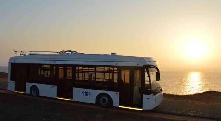 Свершилось! В бухту Казачья пойдут троллейбусы