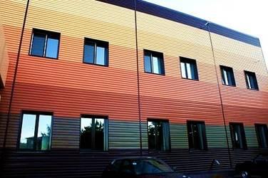 Стеновой профнастил (профлист) для фасада и стен