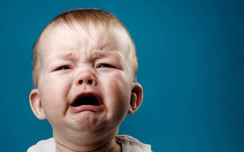 Как успокоить плачущего малыша?