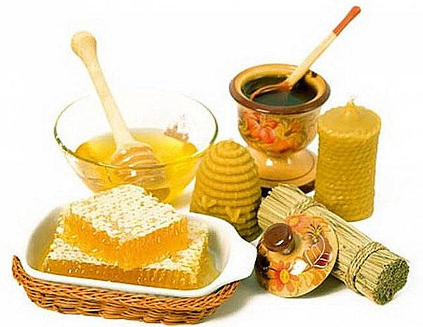 10 продуктов пчеловодства, и их применение