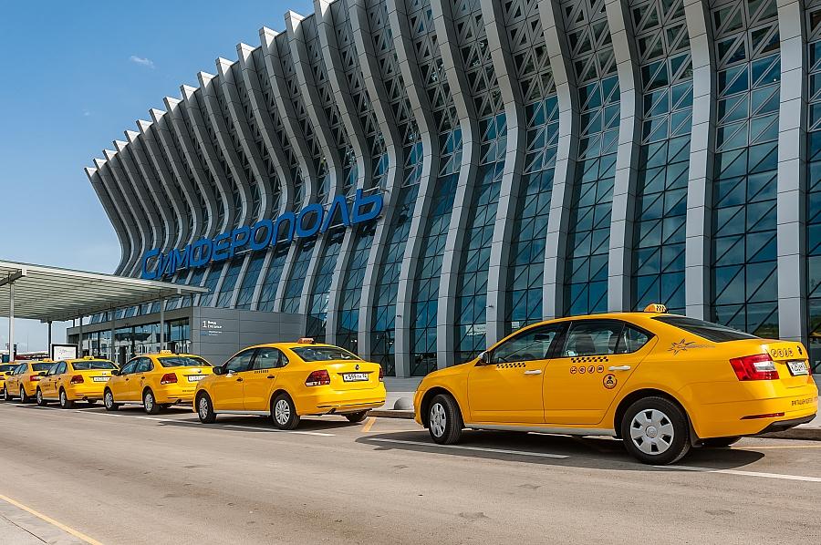 Такси в Севастополь
